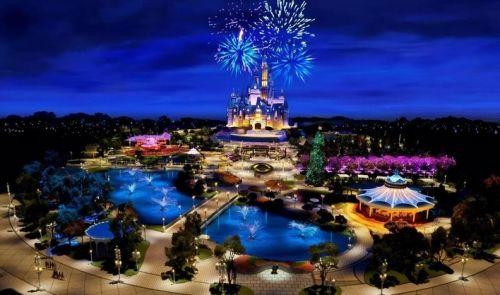 上海迪士尼乐园6月16日盛大开幕