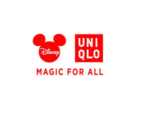 优衣库与迪士尼合作主题MAGIC FOR ALL