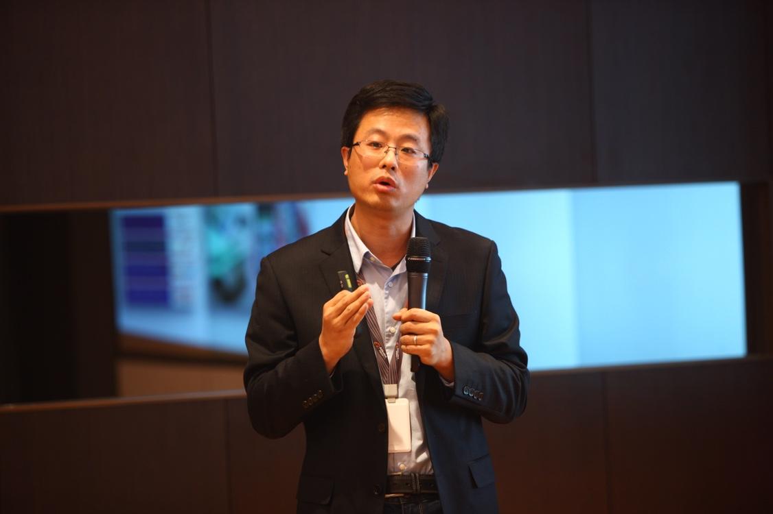淘宝运营负责人、淘宝行业发展部资深总监王明强
