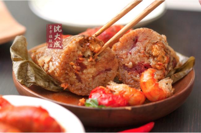 小龙虾粽子2