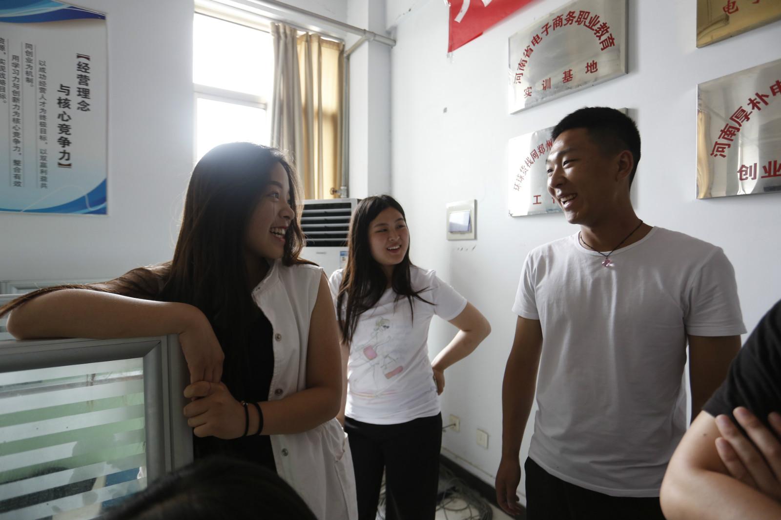 几个大学生,构建起少林寺食品旗舰店,半年营业额高达50万_meitu_5