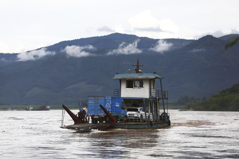 菜鸟飞跃湄公河