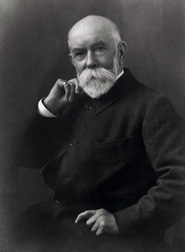 Burberry创始人Thomas Burberry