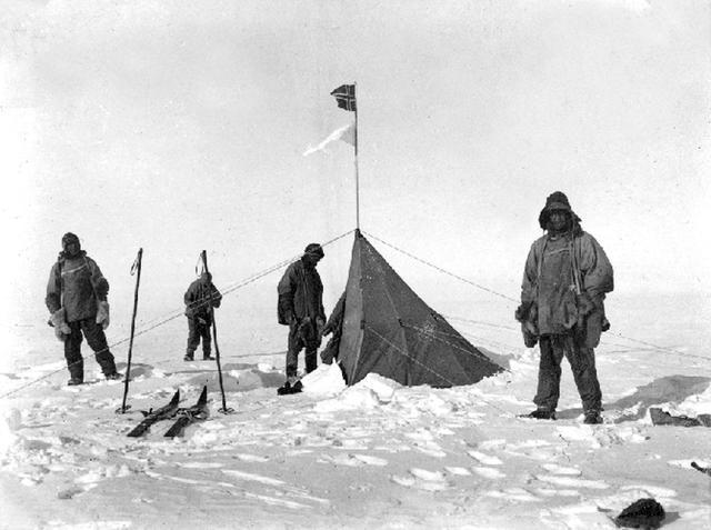 Burberry为南极探险队提供户外装备