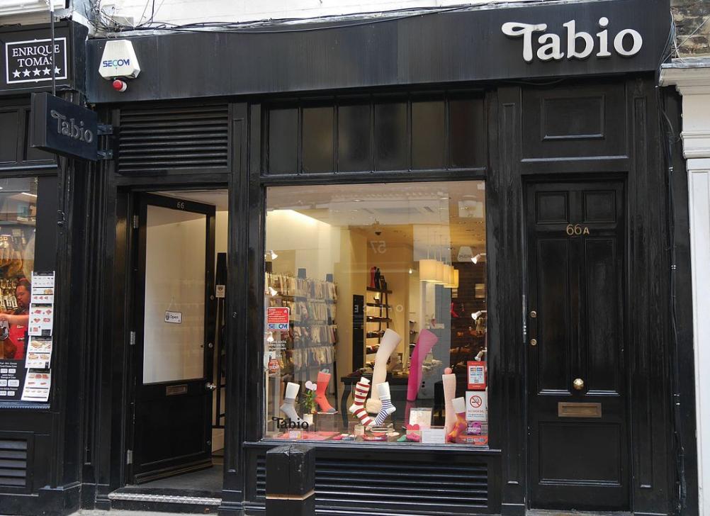 Tabio门店