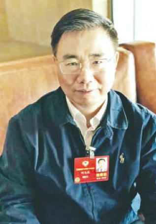 图说:国家知识产权局副局长何志敏呼吁全民不买假不用假,修法提高惩罚性赔偿额度。