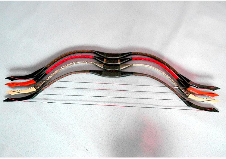 阿甘制作的弓箭