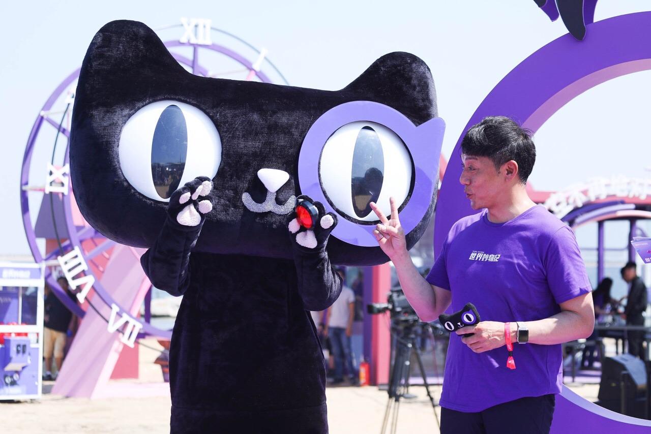 中岛敬三表示MTG与天猫国际合作两年在华业绩增长八倍