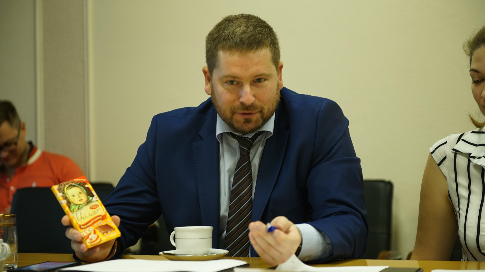 联合糖果主任有限公司的副总经理Alexey Nosenko谈与速卖通合作_meitu_68