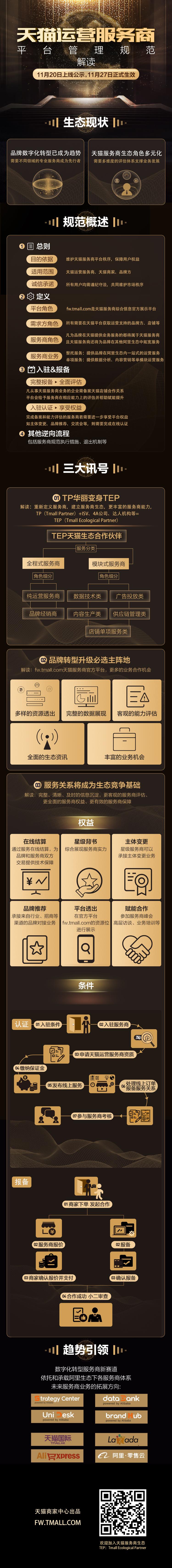 天猫运营服务商平台管理规范