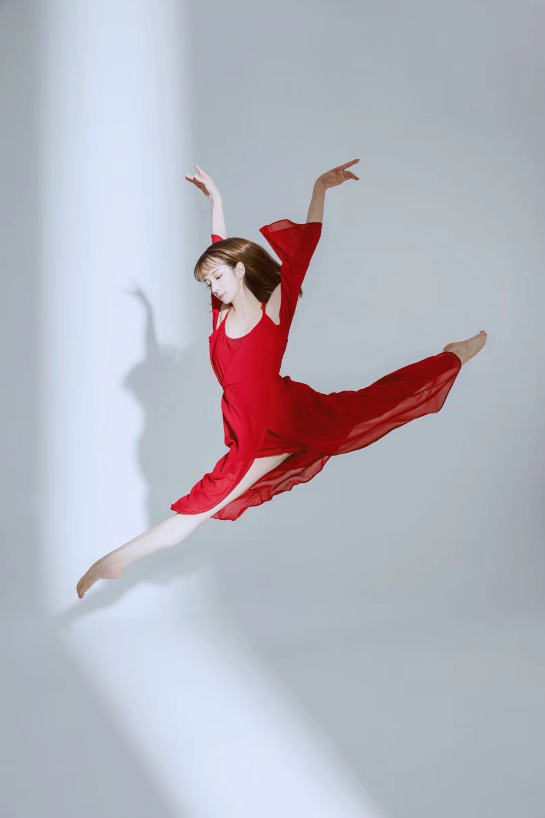 16年舞蹈专业背景