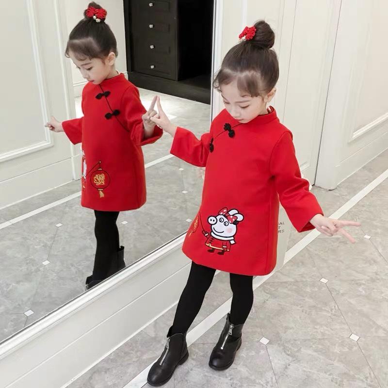 儿童旗袍在淘宝广受欢迎