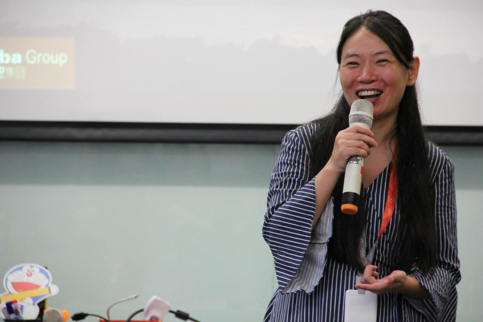 双11技术大队长霜波:也是情绪心理课的顶尖讲师_meitu_11