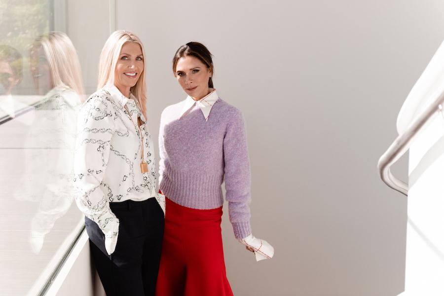 Victoria Beckham和Sarah Creal联合创立的美妆品牌参加双11